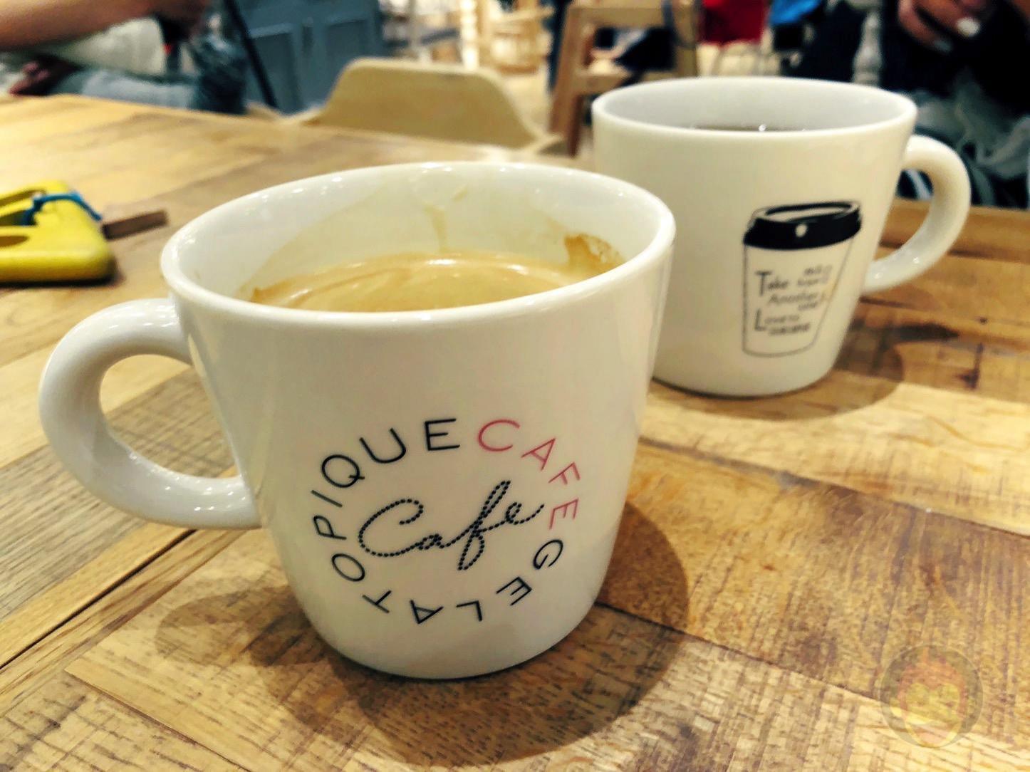 GELATO PIQUE CAFE Futagotamagawa 07