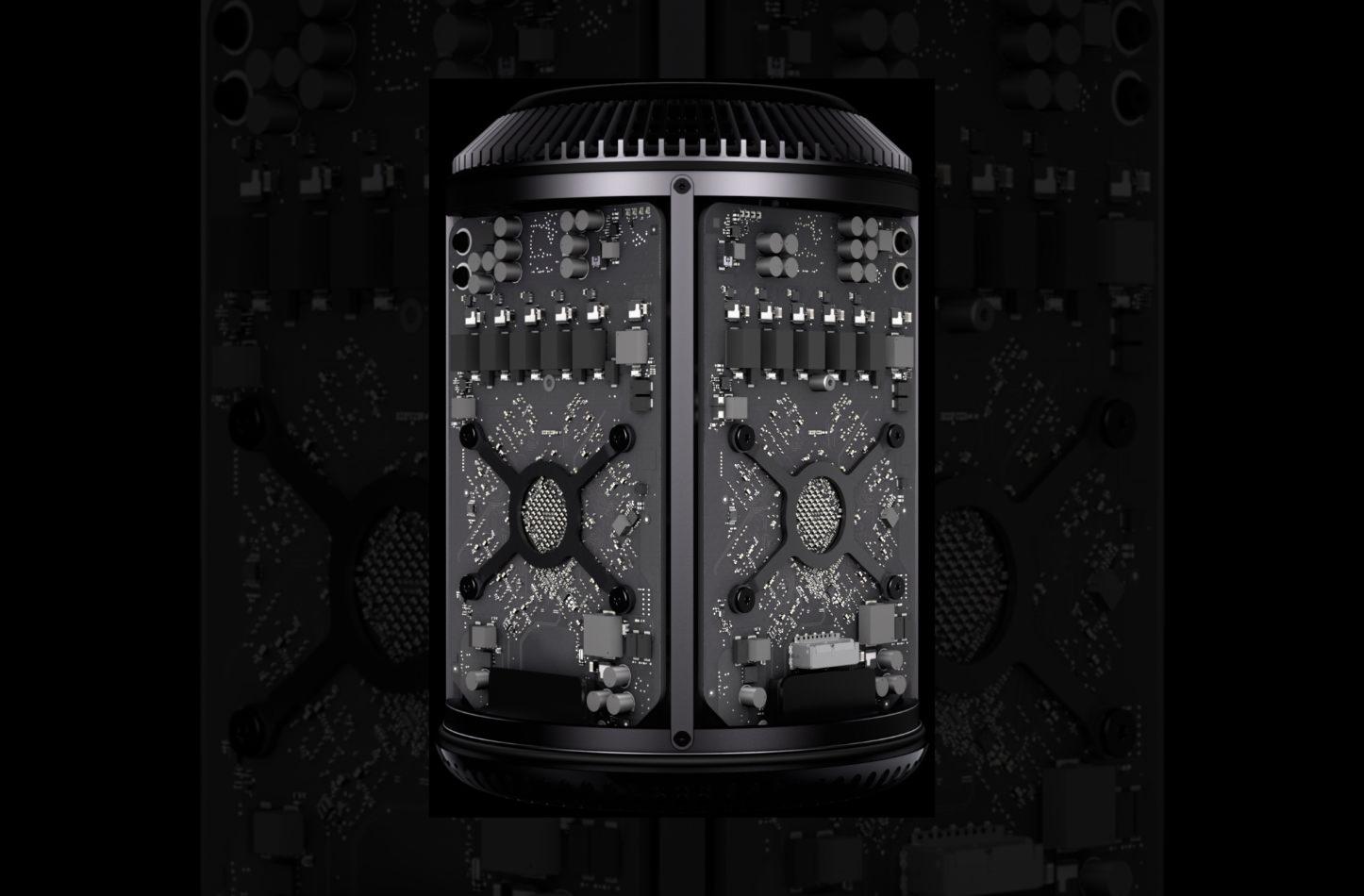 Mac Pro 2013 Inside