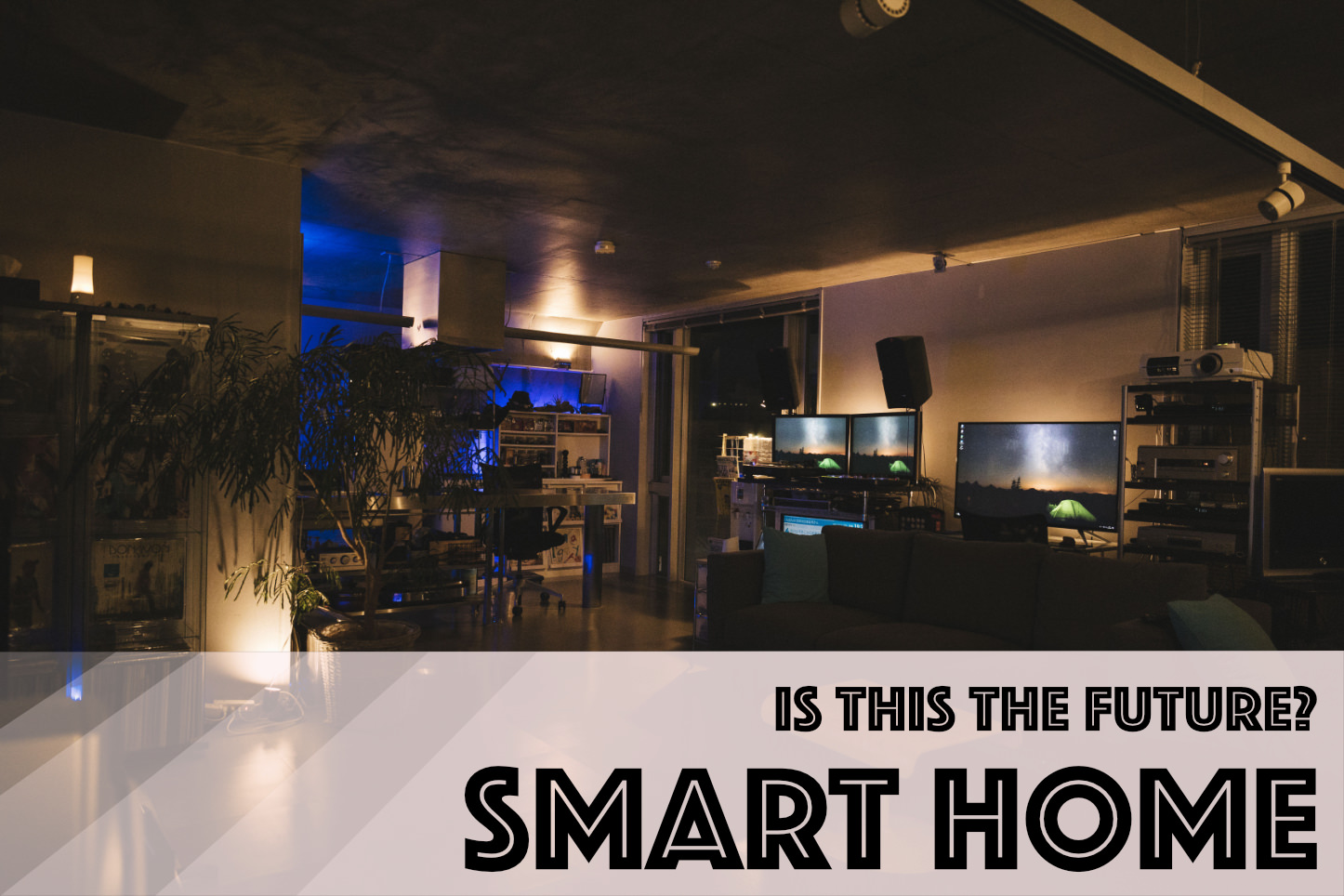 Smart Home PR Intelligent Home