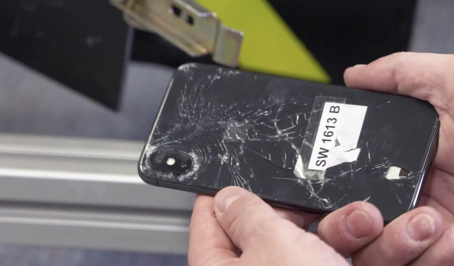 Iphonex droptest