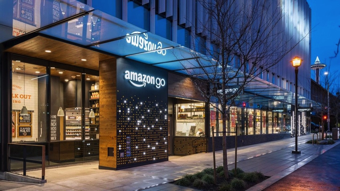 Amazon Go Open