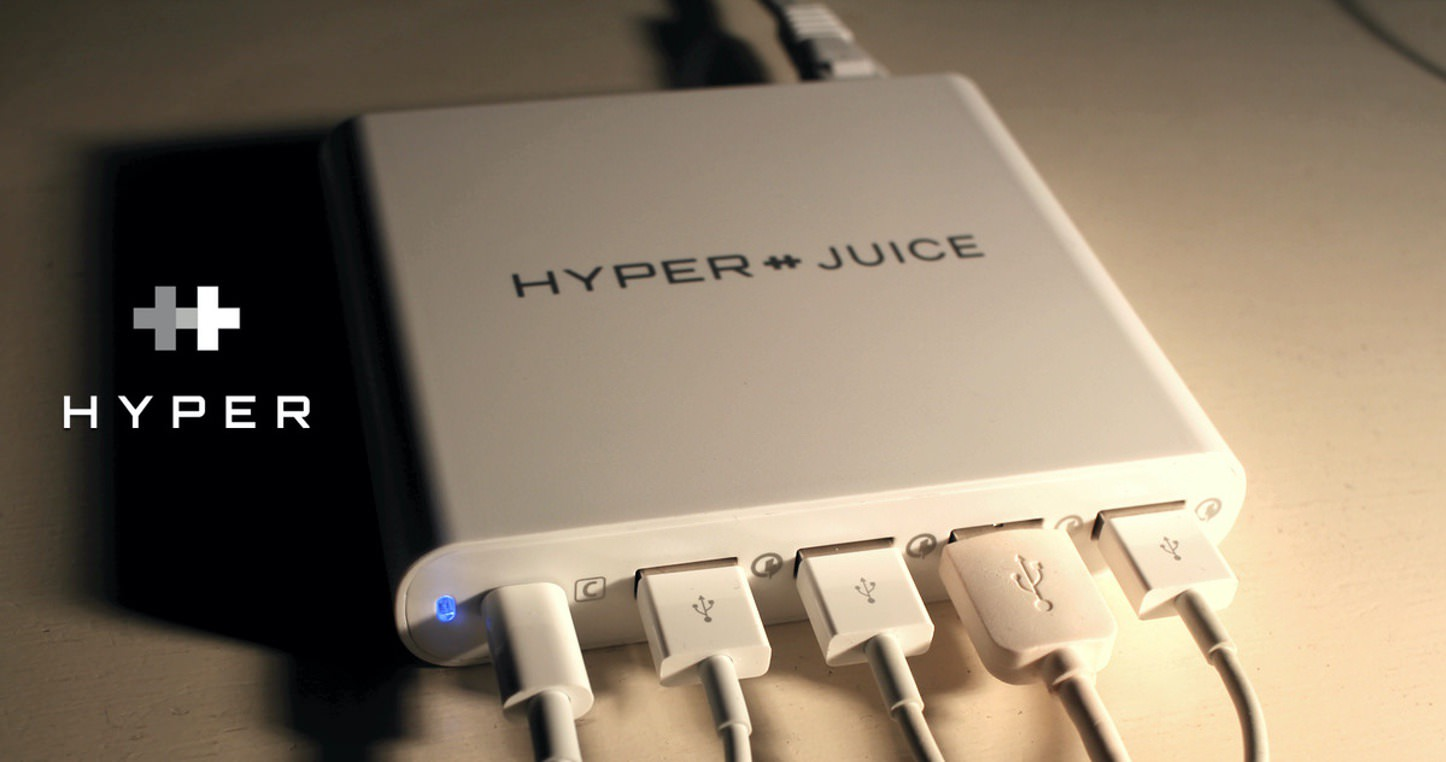 HyperJuice 80W USBC Charger 0002