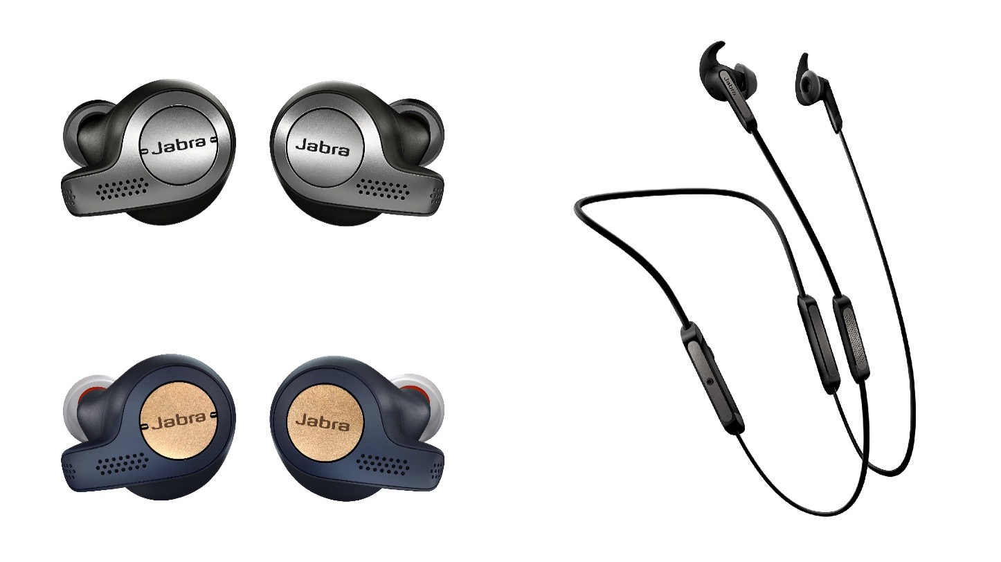 Jabra Elite Series 2018