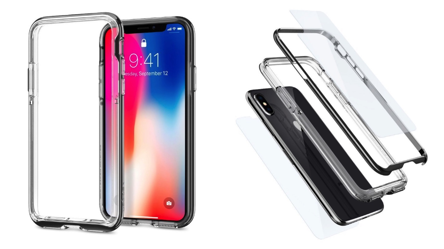 Neo Hybrid EX iPhoneX Case