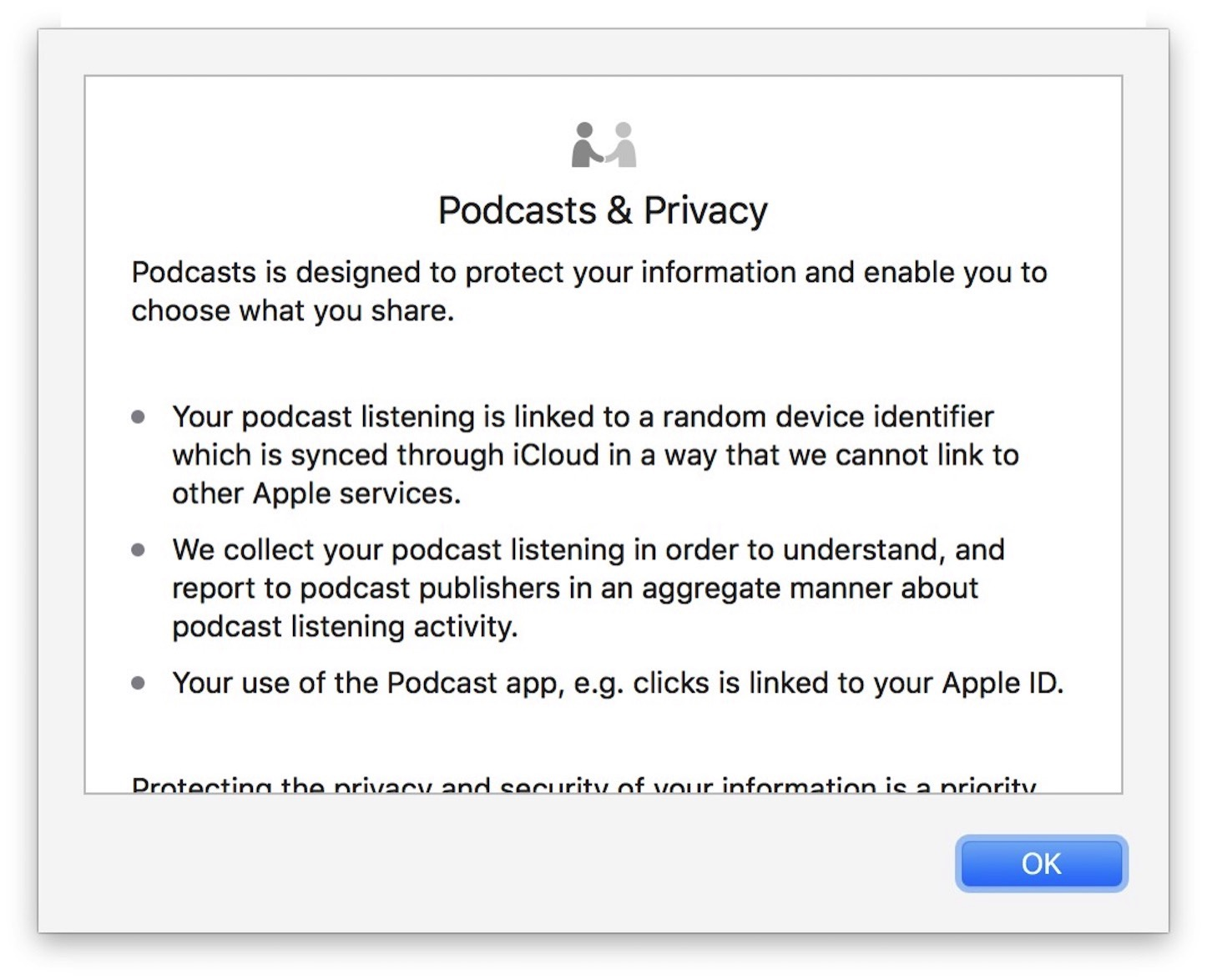 Podcast app coming to mac