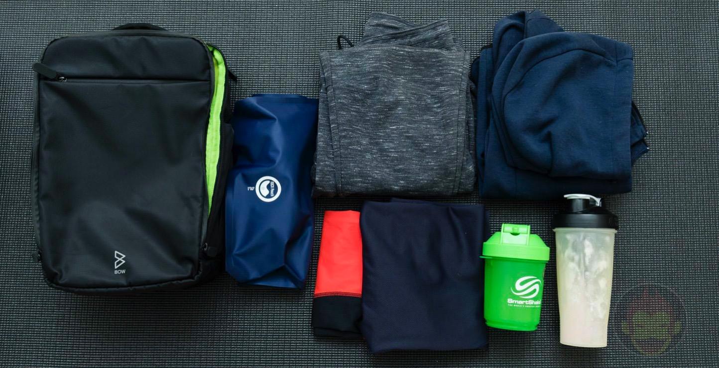 Quiver Gym Splashproof Shoulder Bag 04