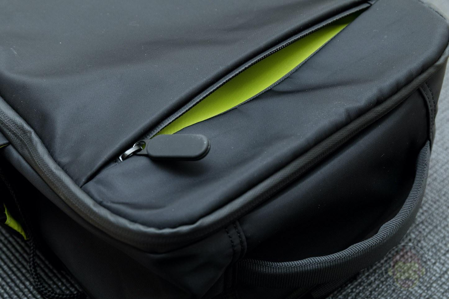 Quiver Gym Splashproof Shoulder Bag 08