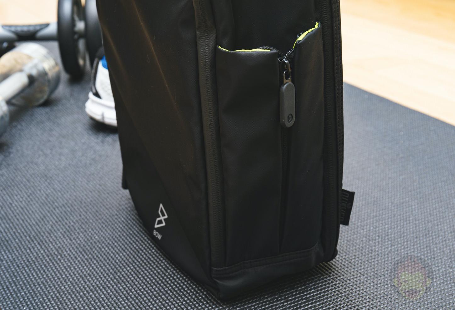 Quiver Gym Splashproof Shoulder Bag 11