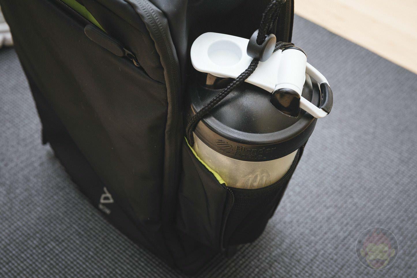 Quiver Gym Splashproof Shoulder Bag 12