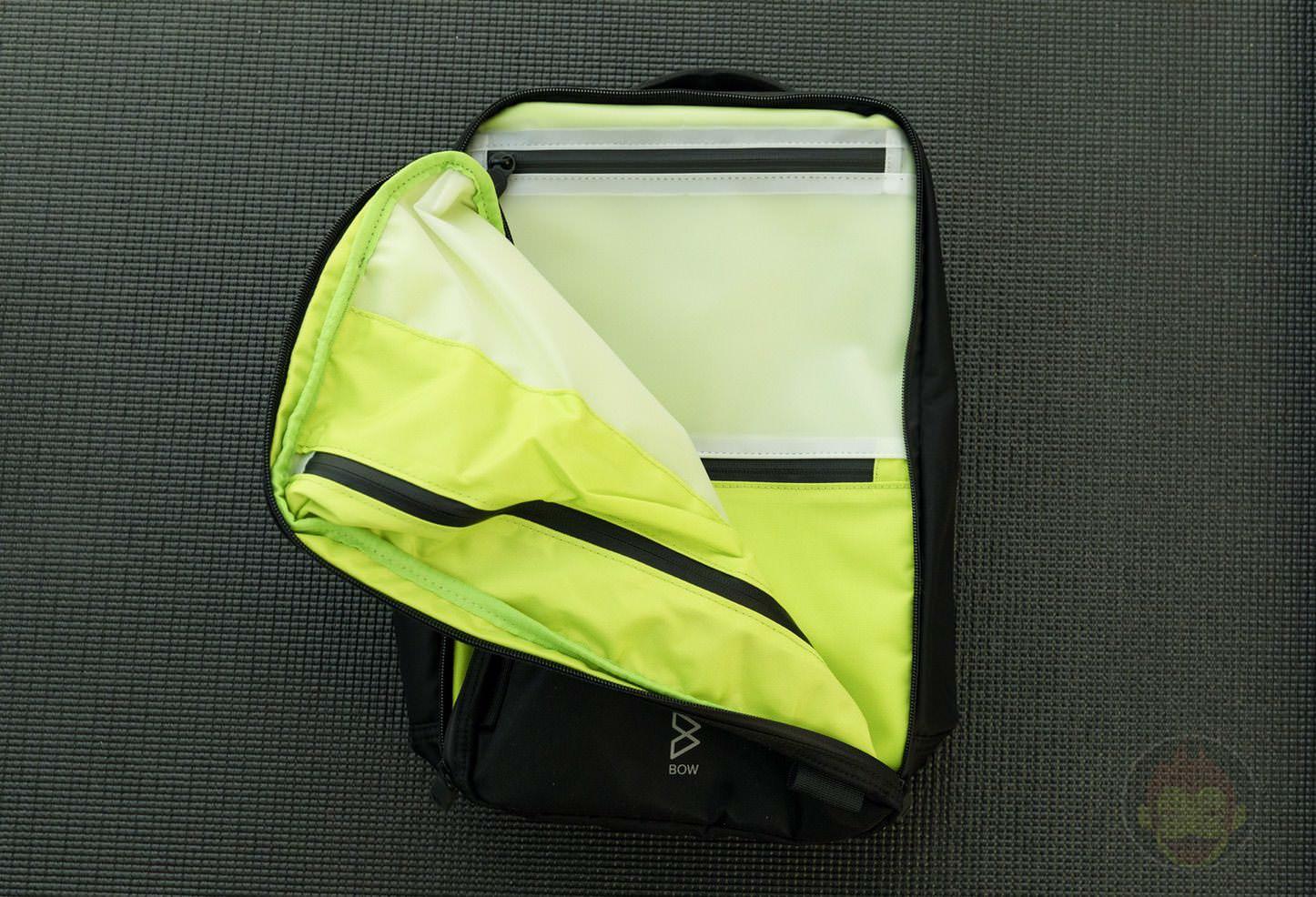 Quiver Gym Splashproof Shoulder Bag 13