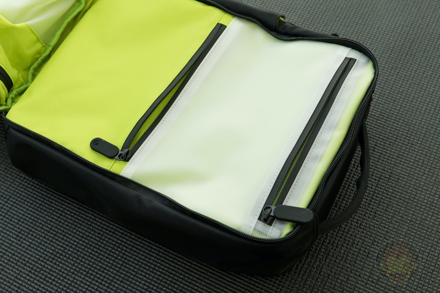 Quiver Gym Splashproof Shoulder Bag 16