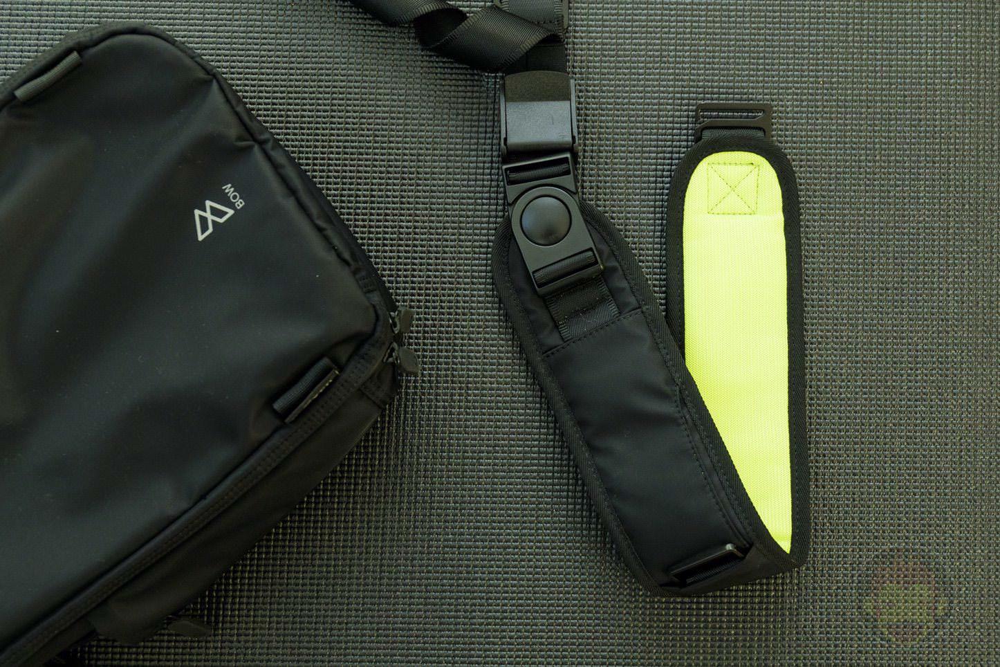 Quiver Gym Splashproof Shoulder Bag 18