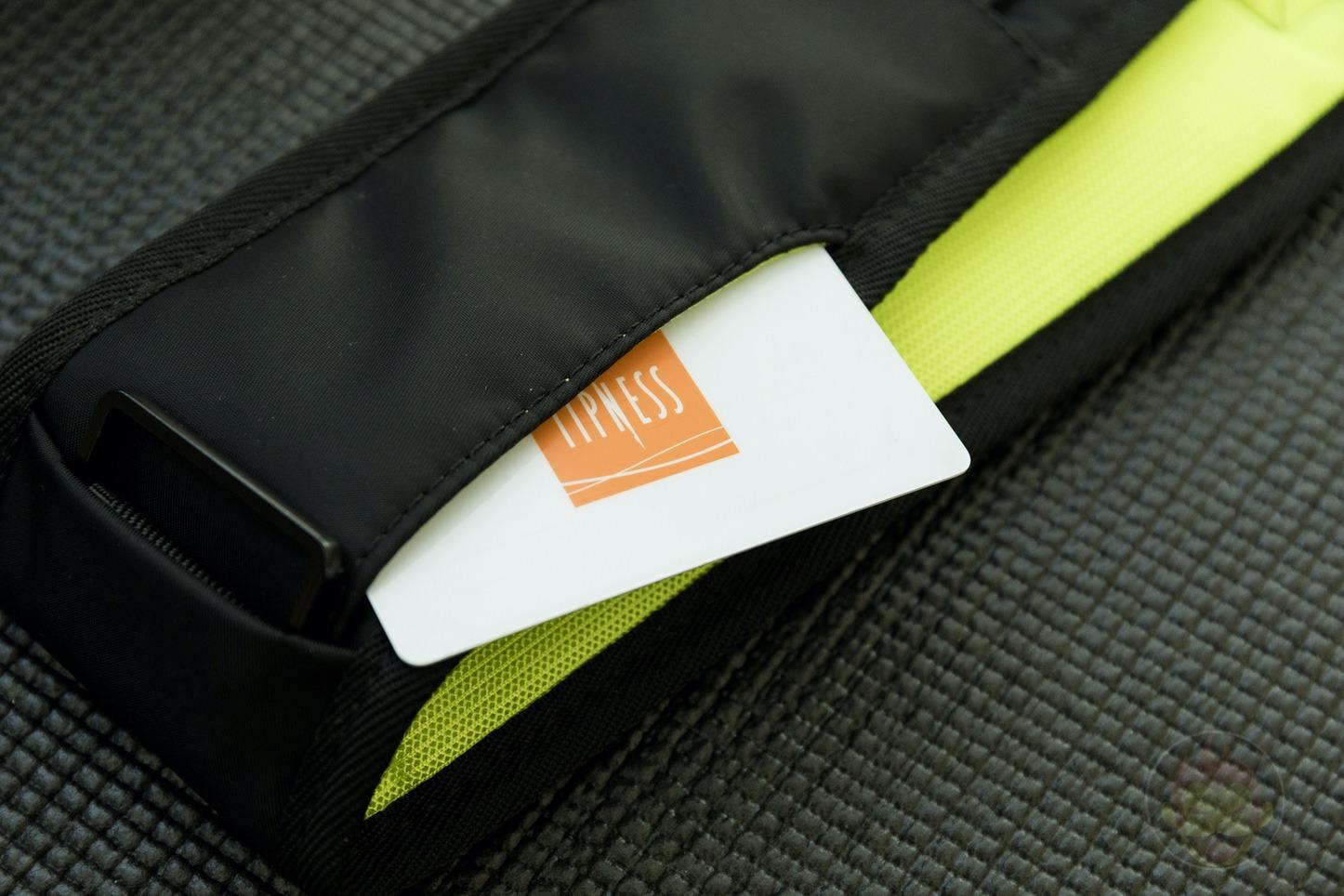 Quiver Gym Splashproof Shoulder Bag 21