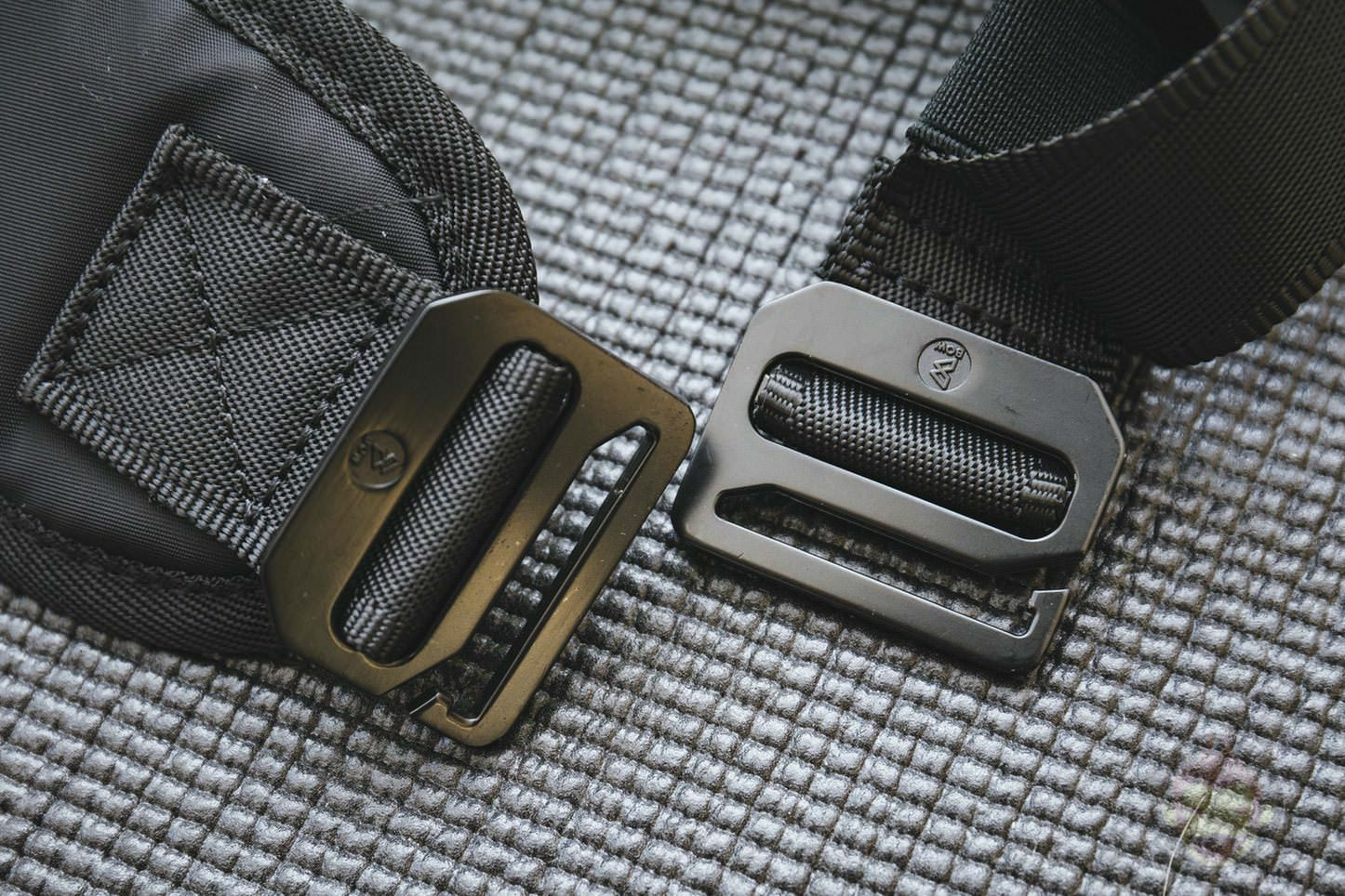 Quiver Gym Splashproof Shoulder Bag 24