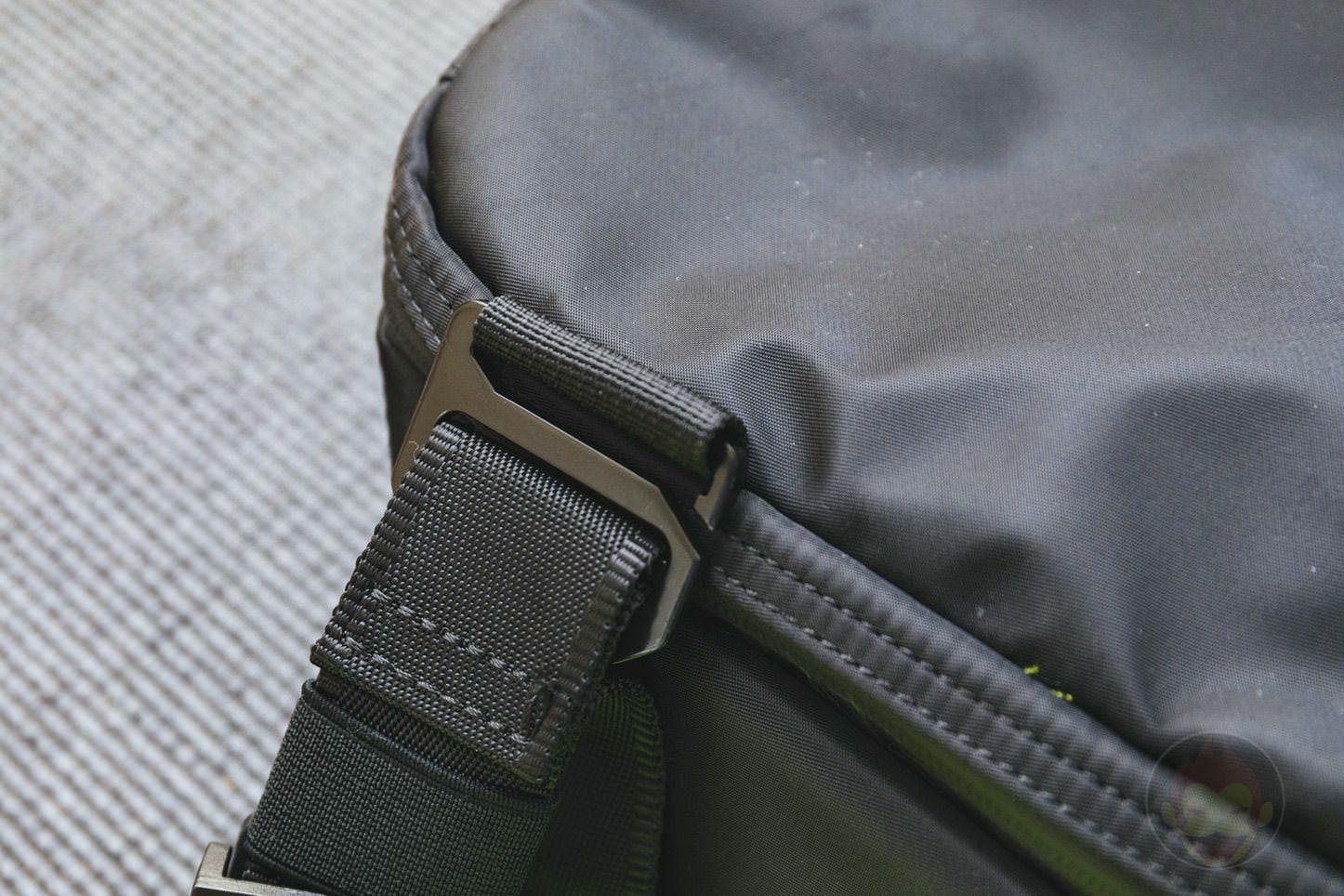 Quiver Gym Splashproof Shoulder Bag 25