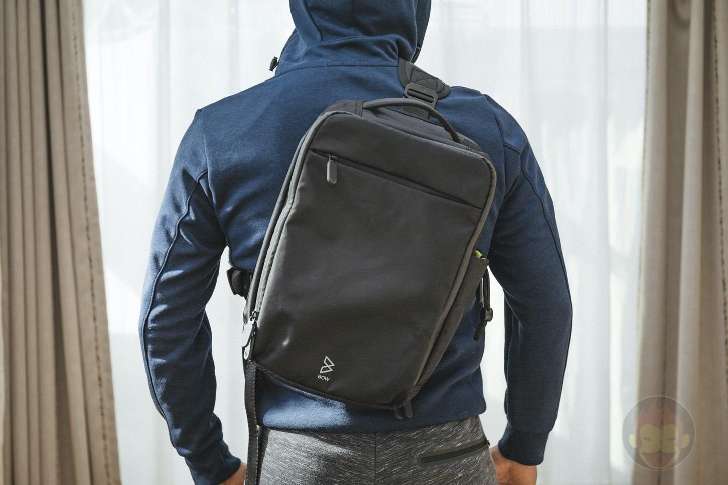 Quiver Gym Splashproof Shoulder Bag 30