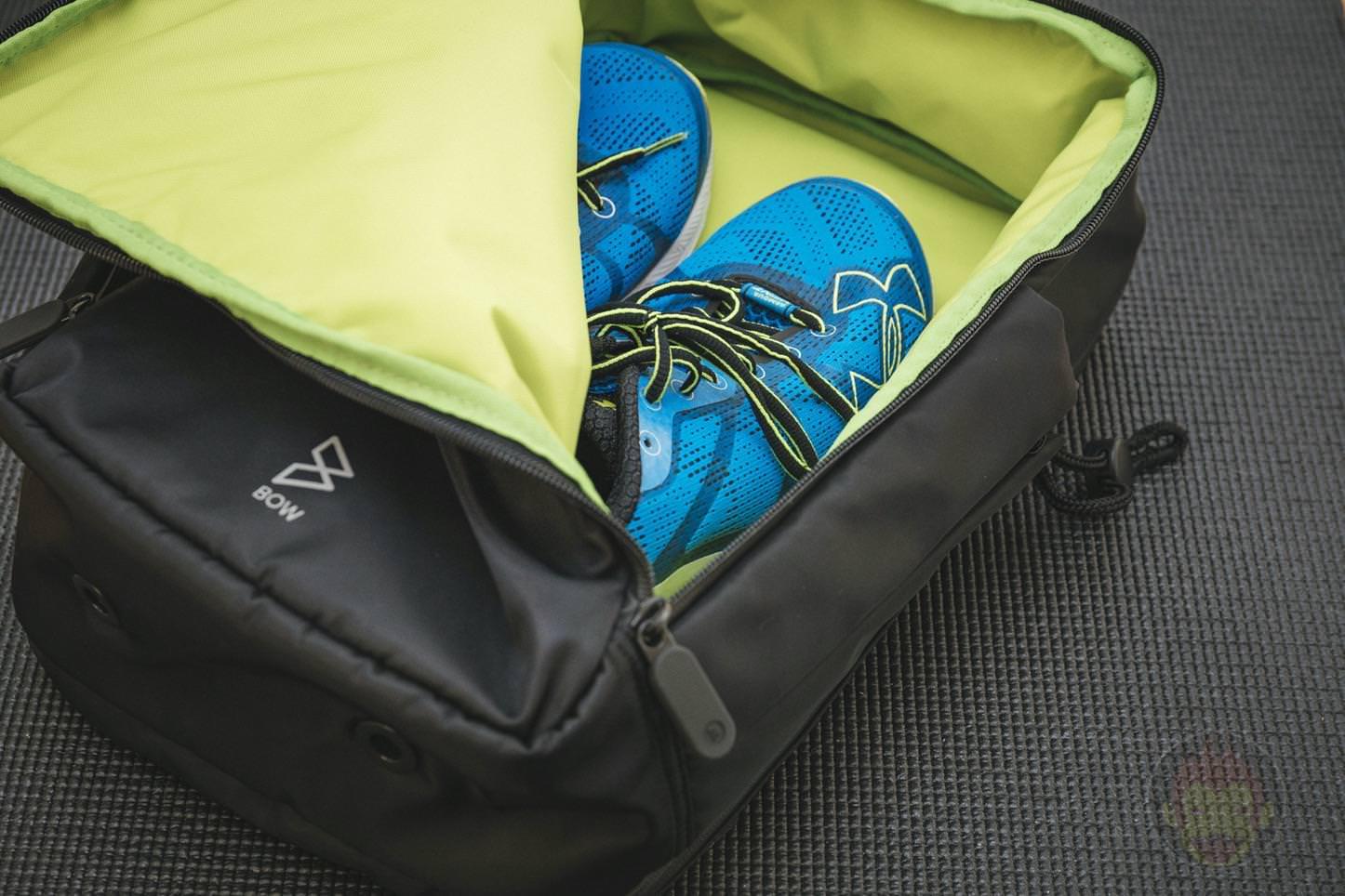 Quiver Gym Splashproof Shoulder Bag 31