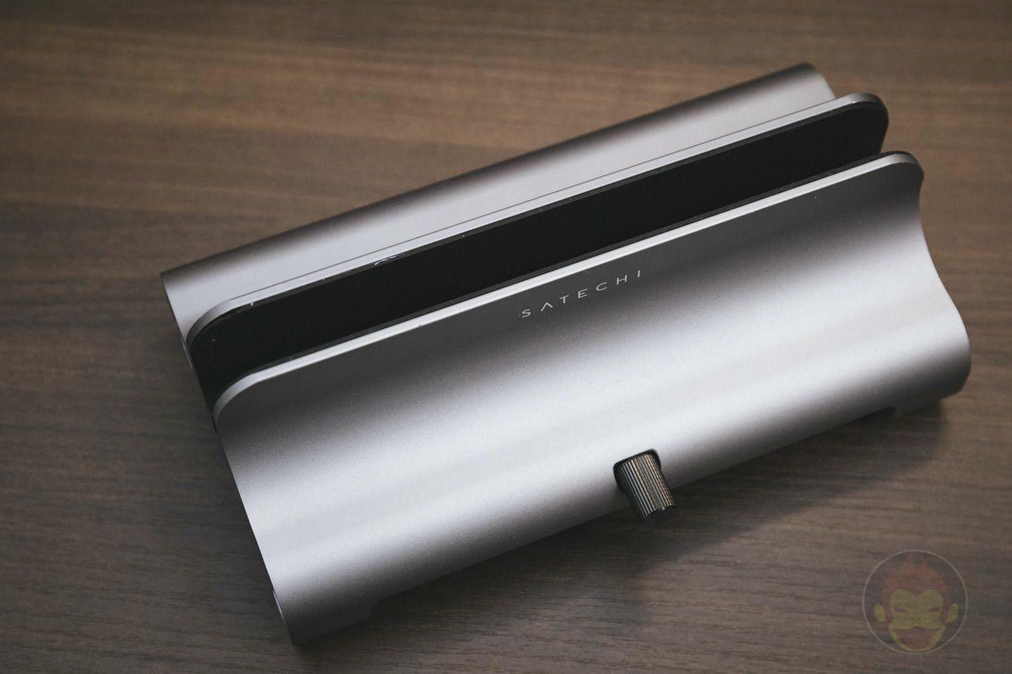 Satechi Universal Aluminum Laptop Stand 01