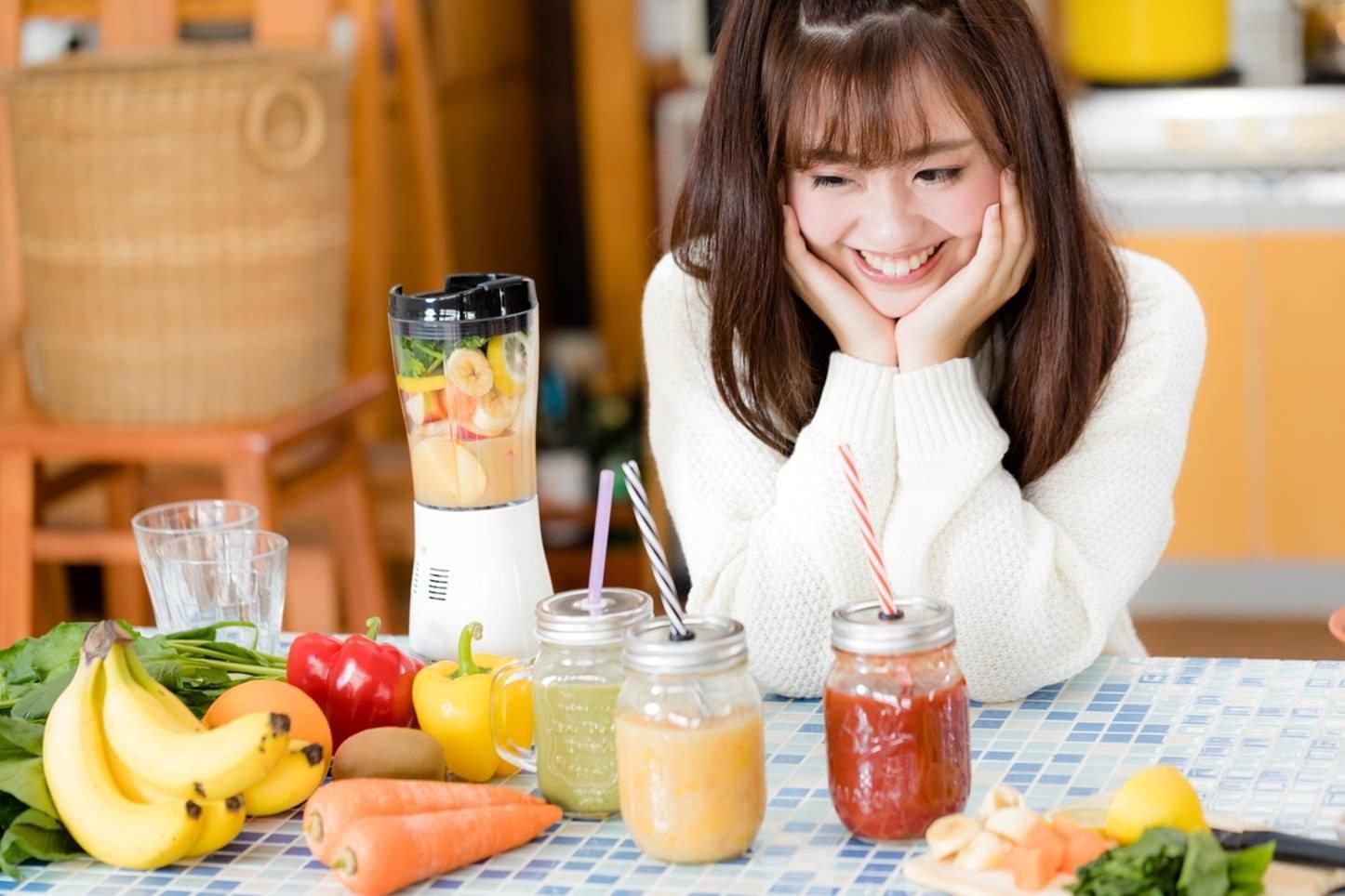 Smoothie Kawamura Yuka Pakutaso 29