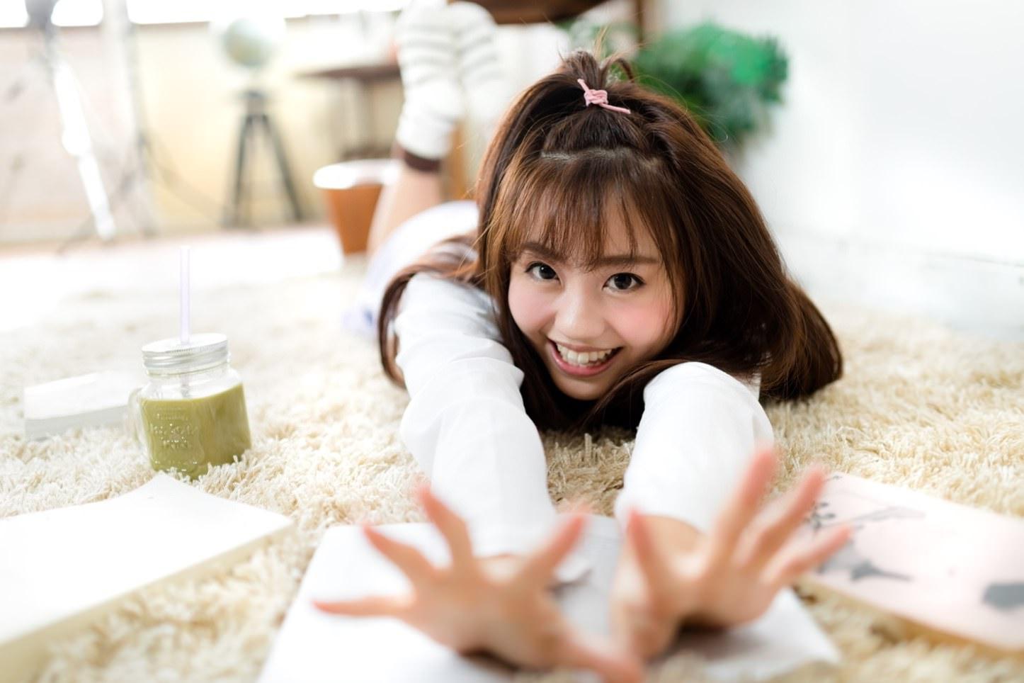 Smoothie Kawamura Yuka Pakutaso 33