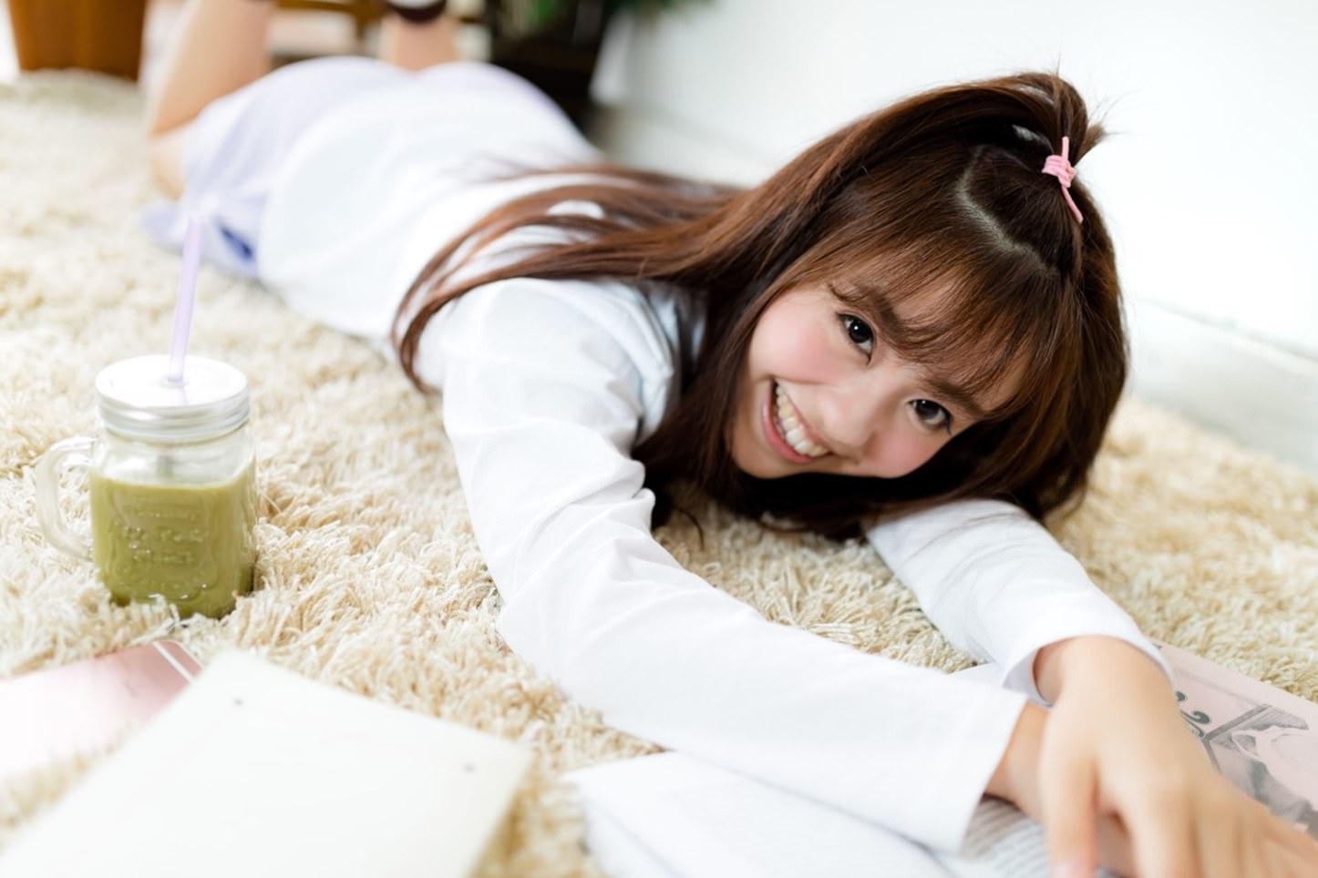 Smoothie Kawamura Yuka Pakutaso 34