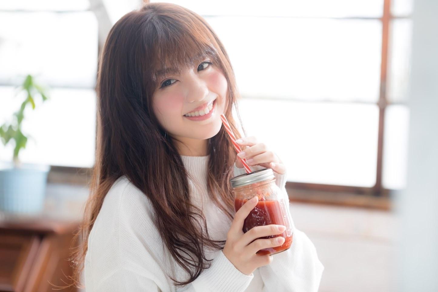 Smoothie Kawamura Yuka Pakutaso 45