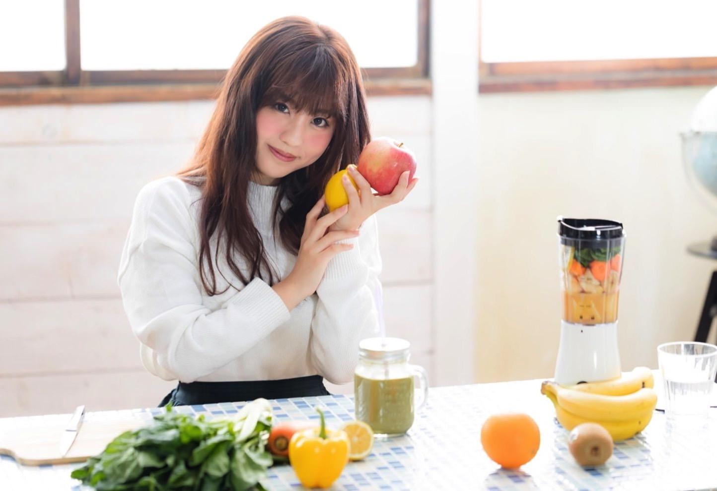 Smoothie Kawamura Yuka Pakutaso 53