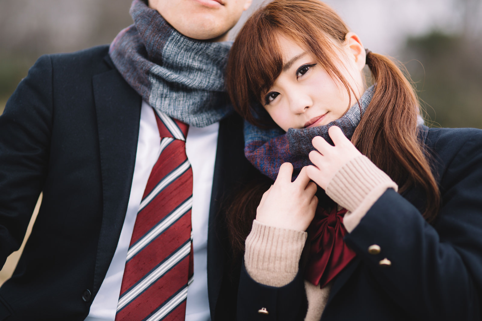 00 PP57 PP TP V winter couple pakutaso yuka