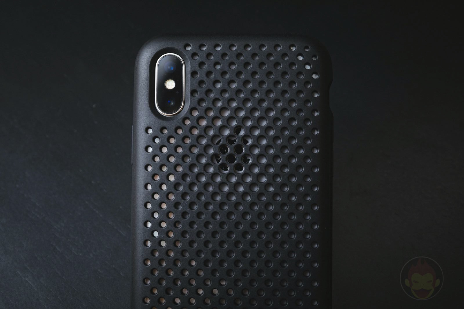 AndMesh Mesh Case for iPhoneX 07