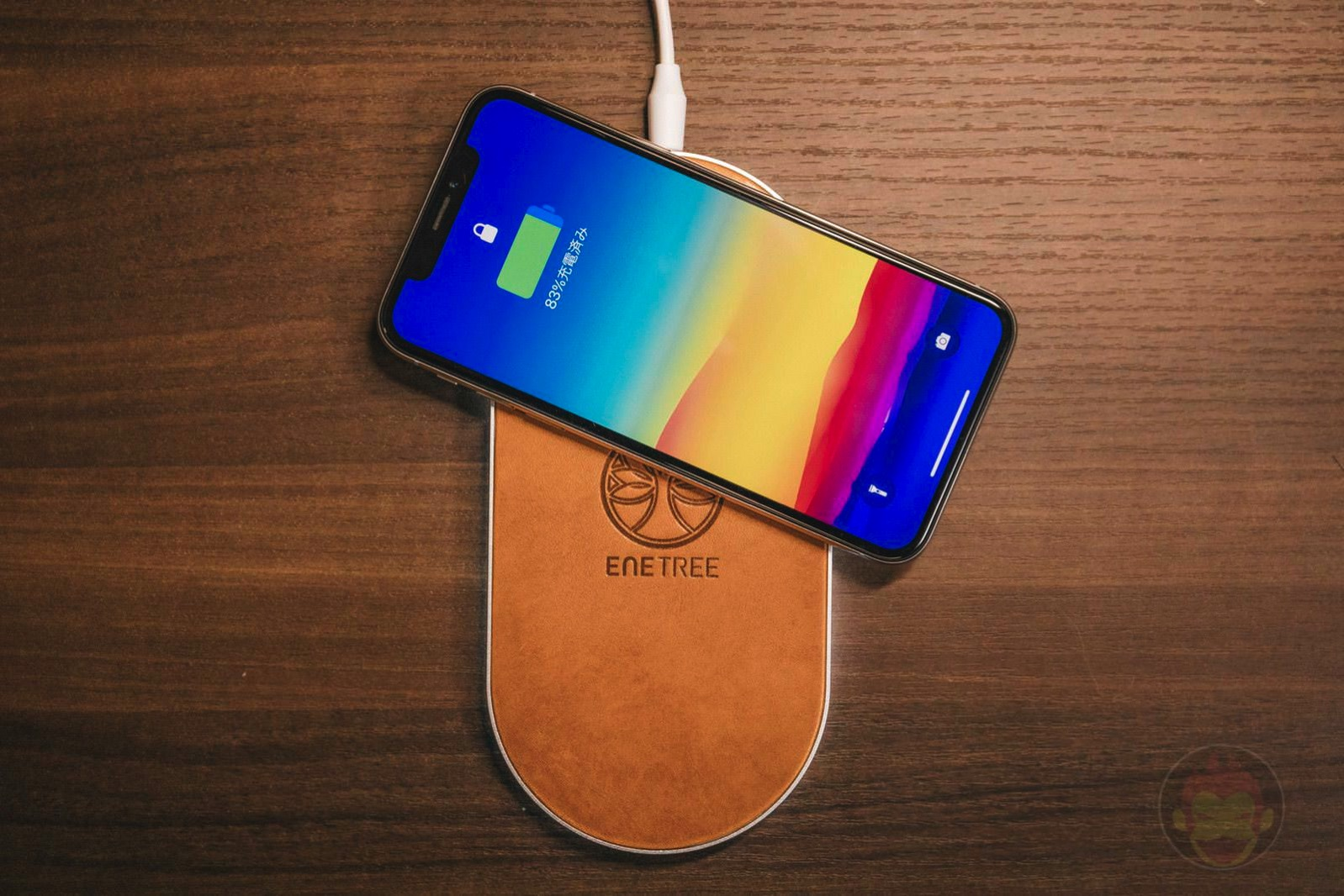ENETREE Wireless Charger for iPhone 10
