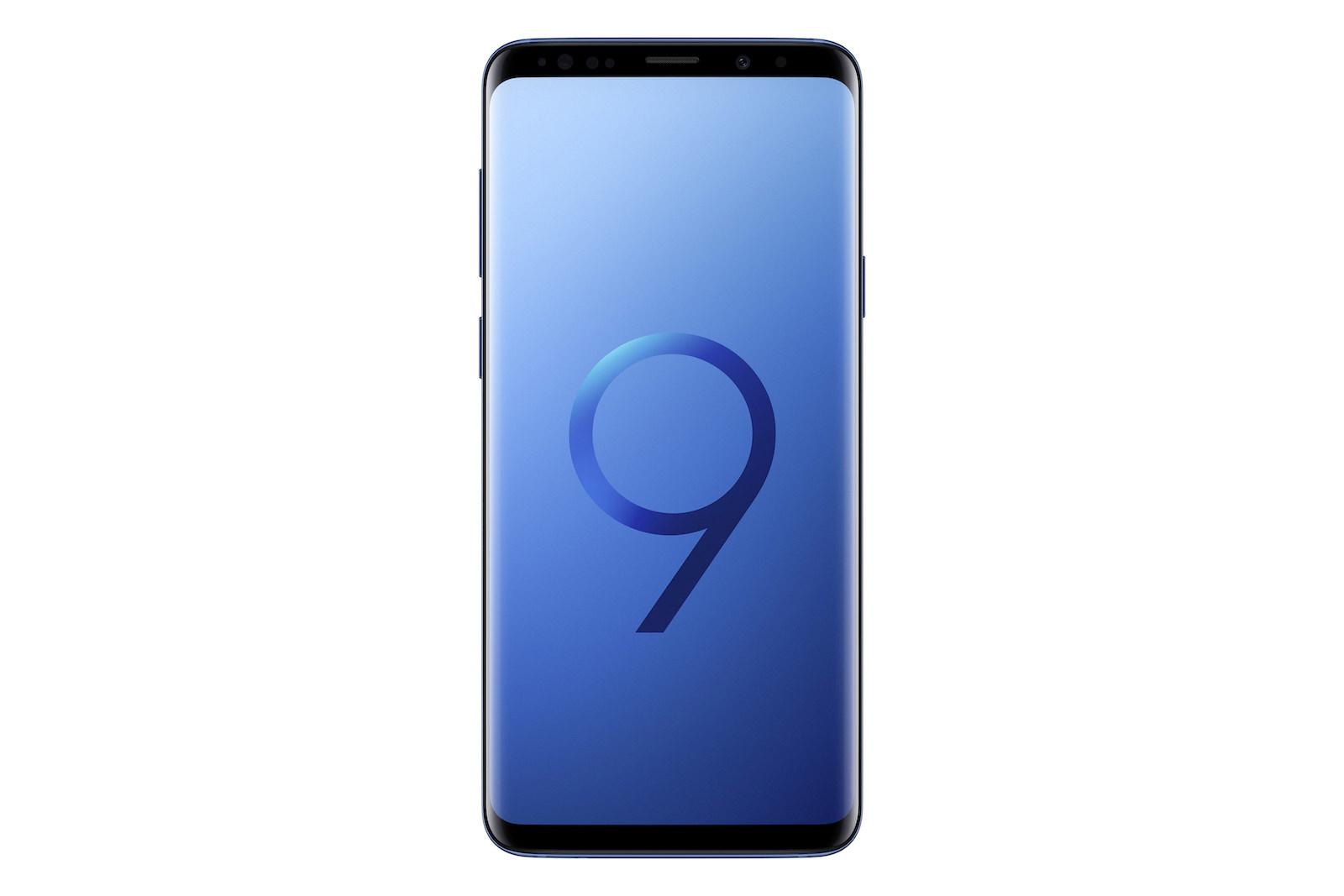 GalaxyS9Plus_Front_Blue