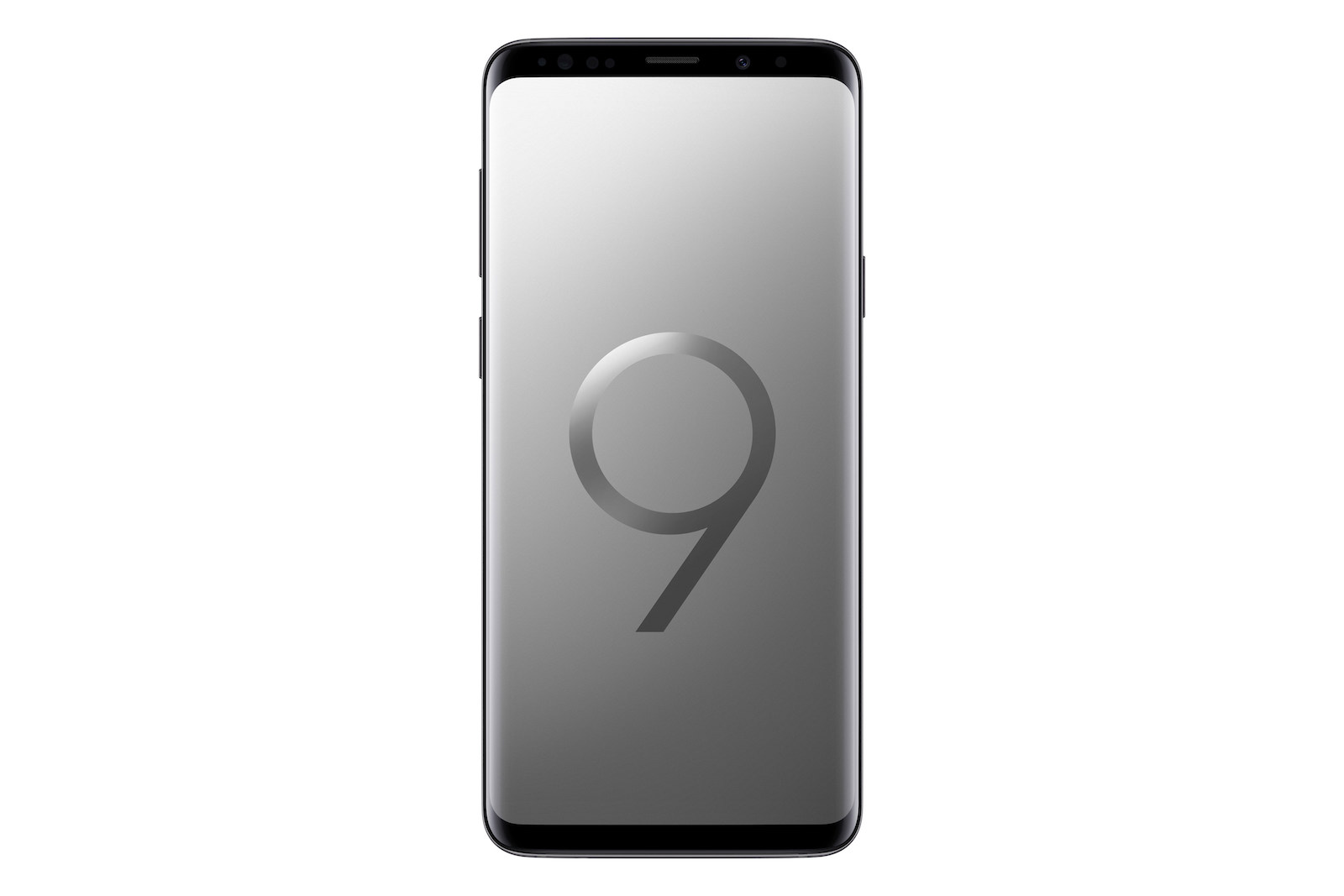 GalaxyS9Plus_Front_Gray