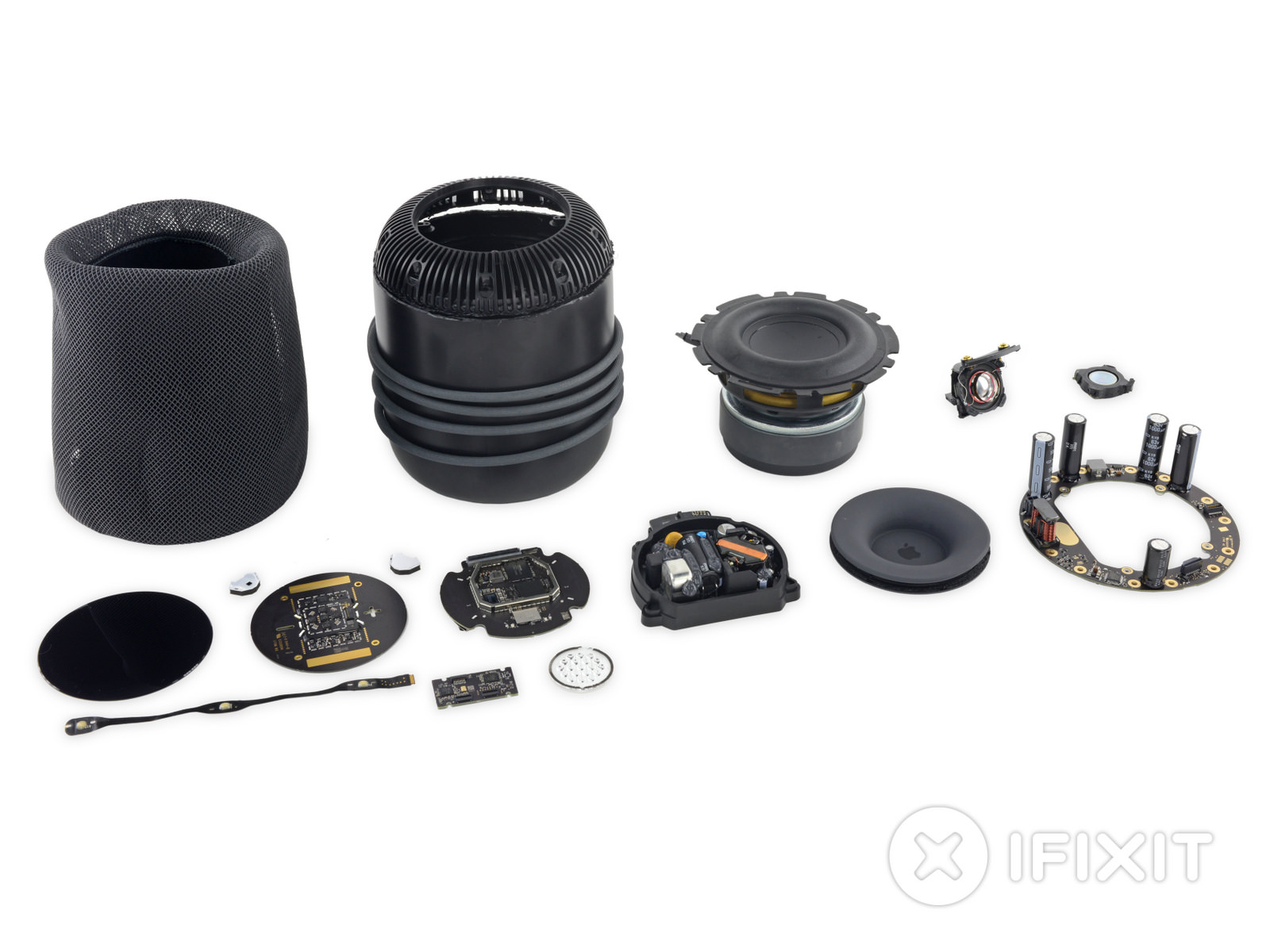 HomePod Teardown iFixit
