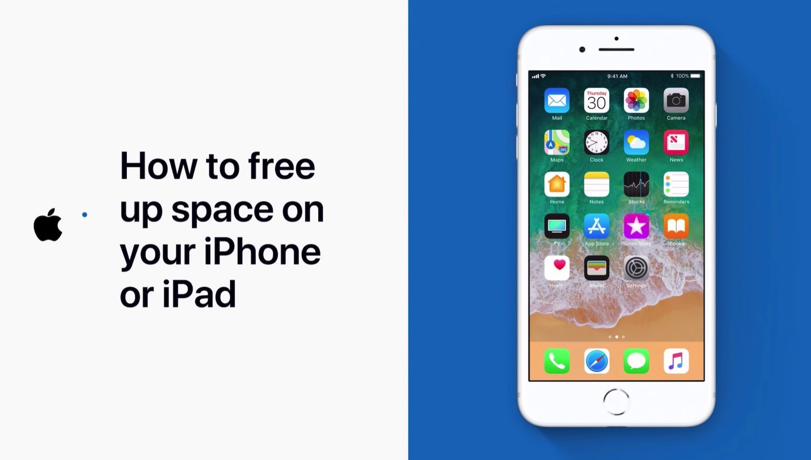 How To Free Up Sape on iPhone