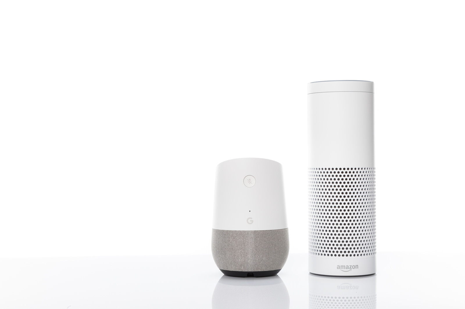 Smart Speaker Amazon Echo Google Home Pakutaso