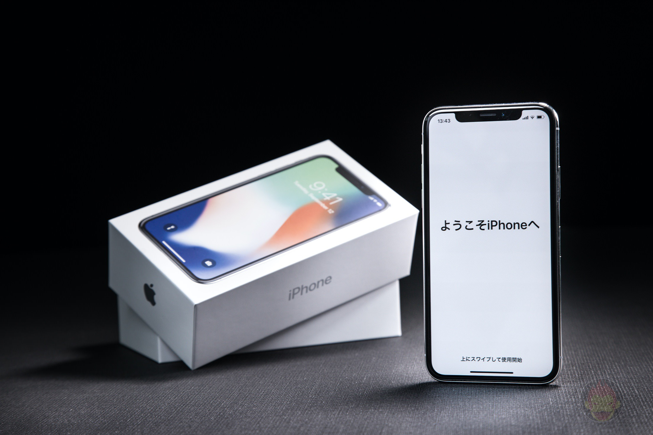 Welcome to iPhoneX 01