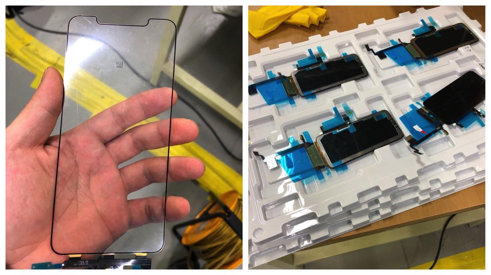 IPhoneXPlus Leaked Display Parts