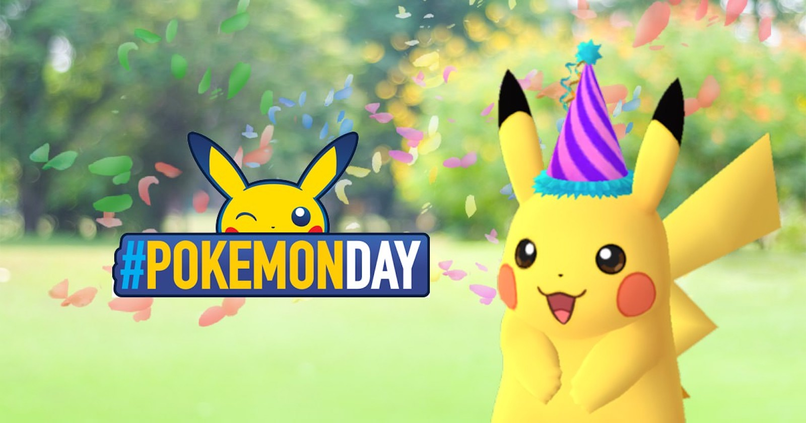 Pokemon day pikachu cute hat