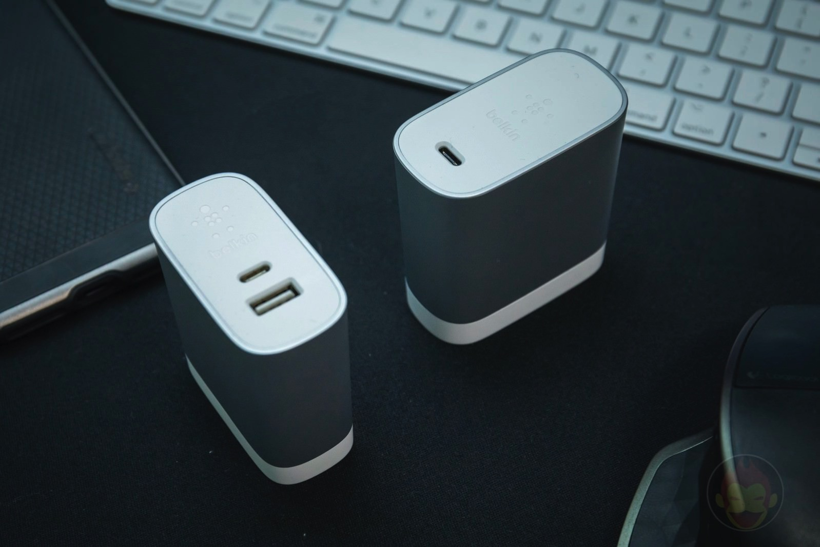 Belkin USB C Charger 45W 27W 02
