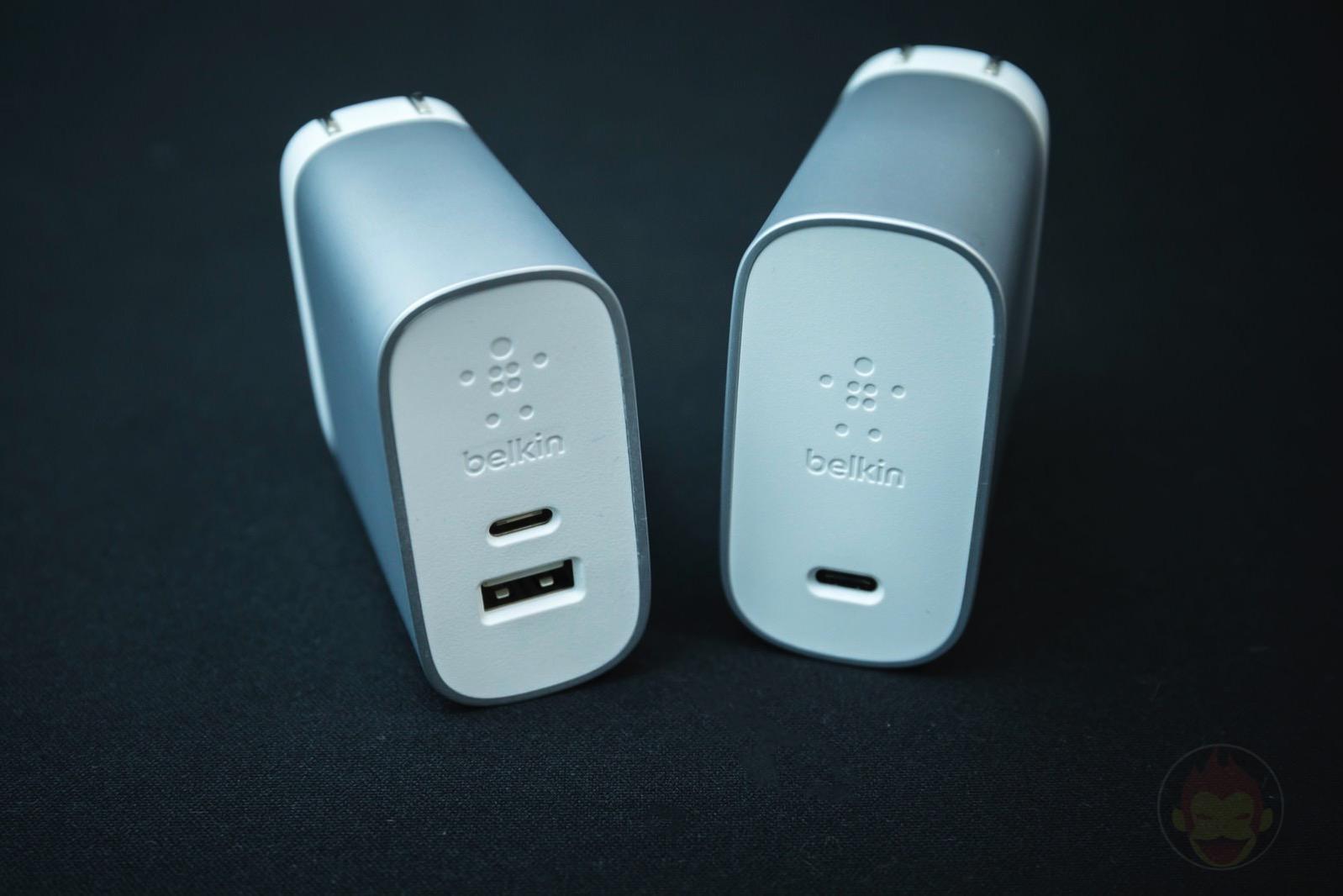 Belkin USB C Charger 45W 27W 04