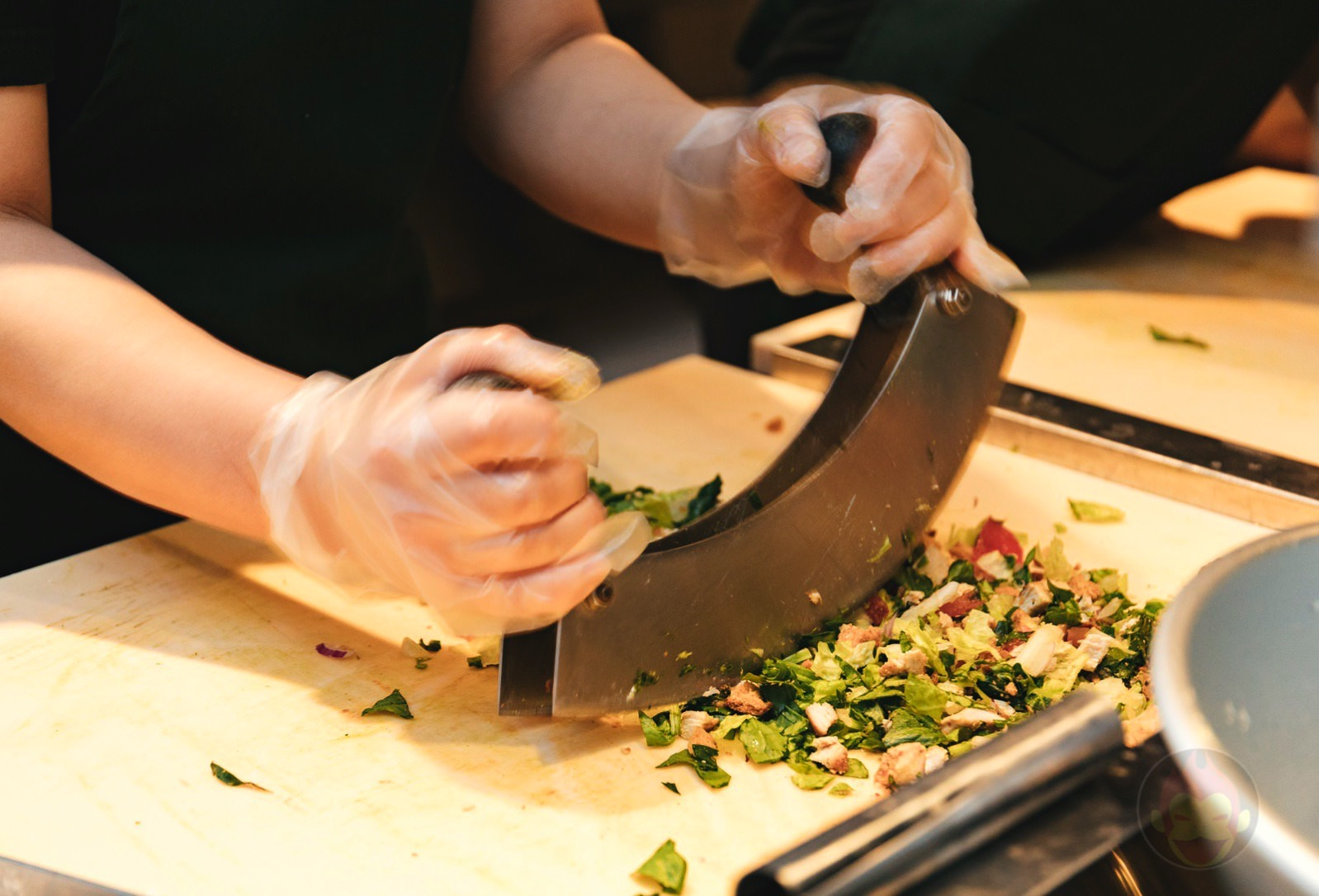 Crisp Salad Works Akasaka 02