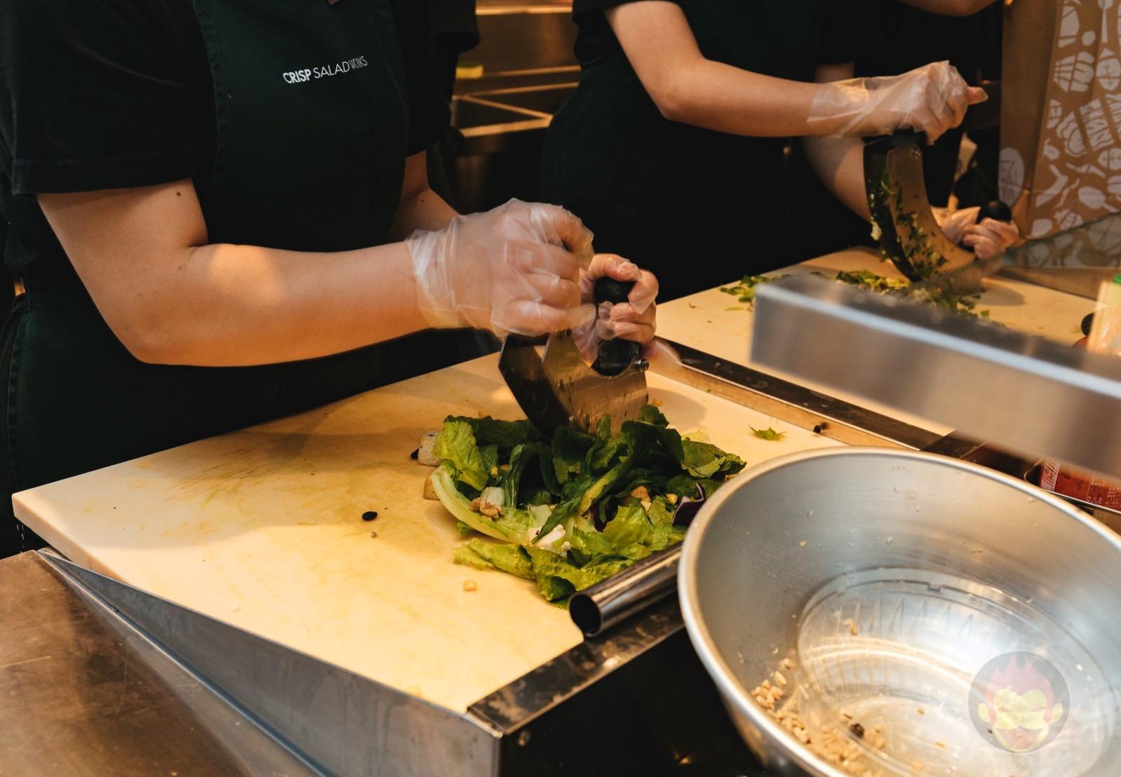 Crisp Salad Works Akasaka 03
