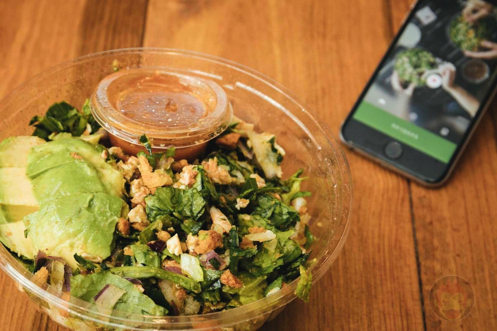 Crisp Salad Works Akasaka 04