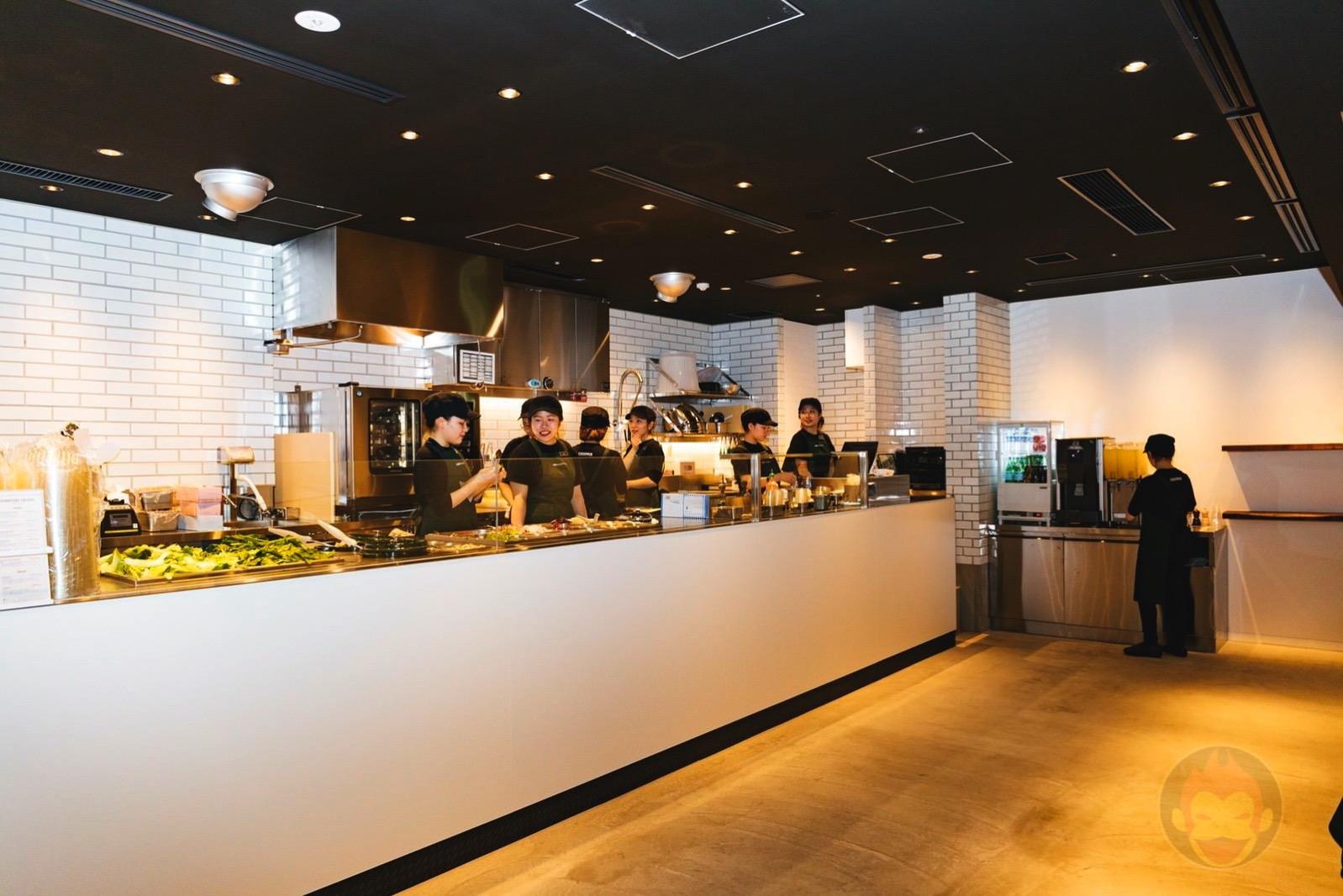 Crisp Salad Works Akasaka 05