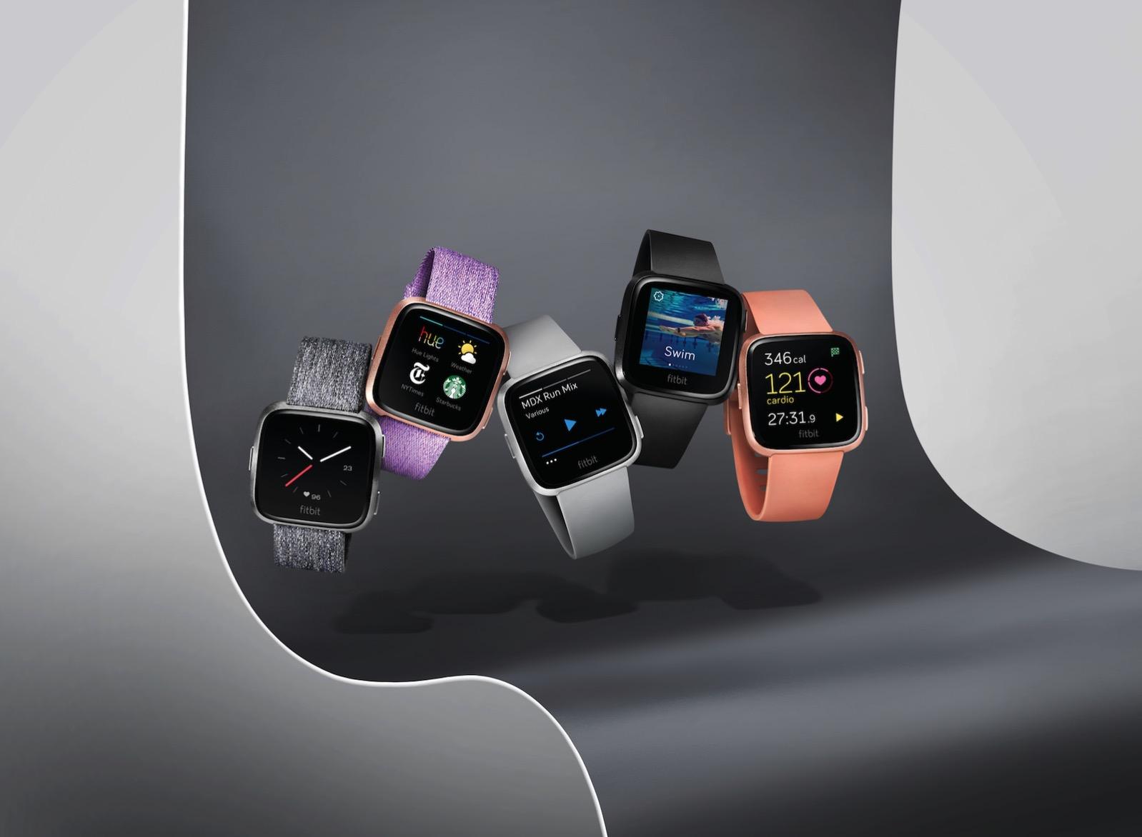 Fitbit Versa InBoxSE