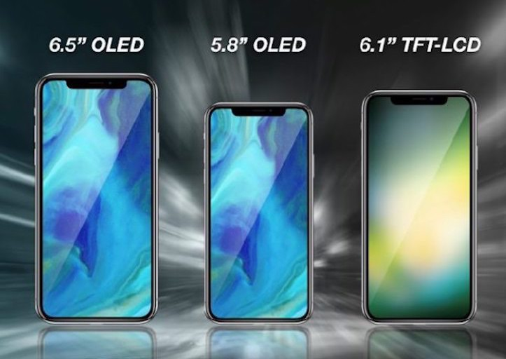 KGI iphones for 2018 2