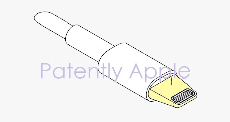 Liquid Sealed LIghtning Port Patently Apple