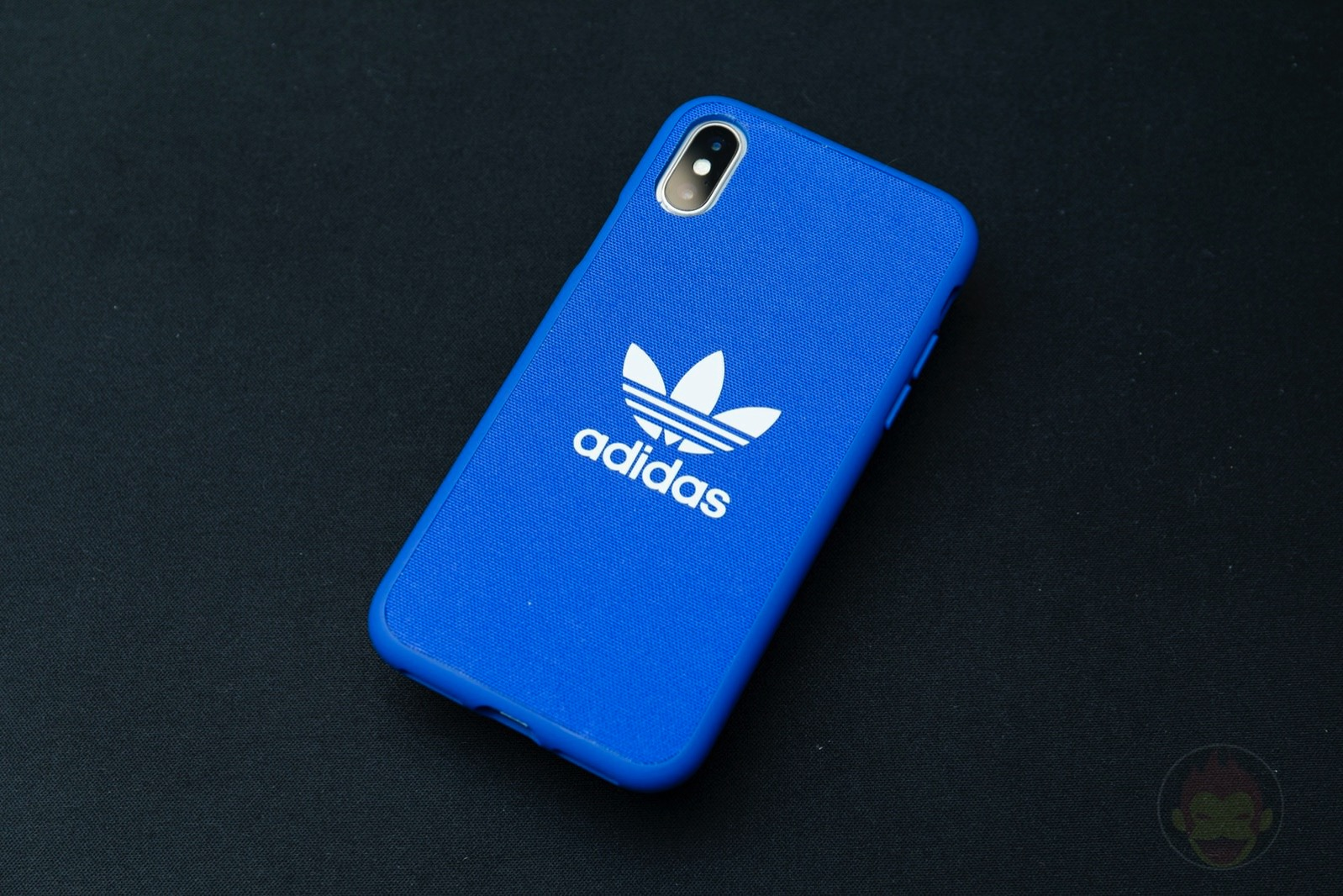Adicolor Snap Case iPhoneX blue 08