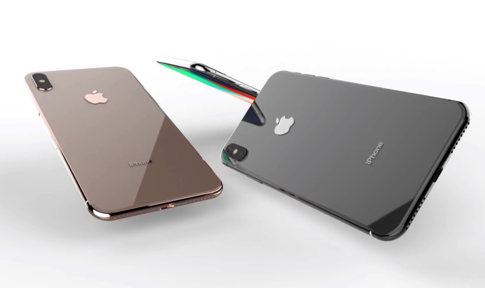 Iphonexplus concept image video