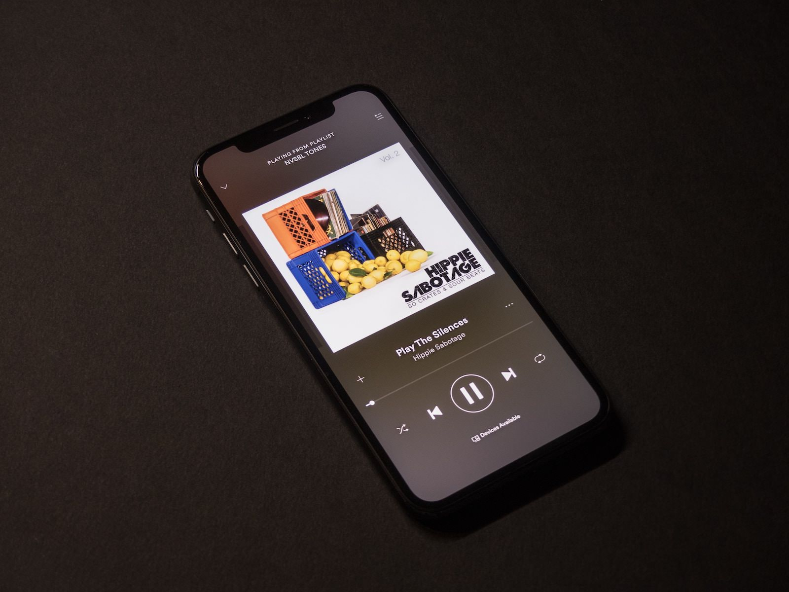 Lastly creative 574615 unsplash spotify iphonex